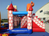 4X4X4.5m Inflatable Bouncer Slide da vendere, Inflatable Castle