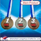 Custom Mademedals металлической/ дешевые спортивные медали/ металлические медали с шеи ленты