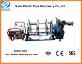 Machine hydraulique de soudure par fusion de bout du HDPE Sud315 pour la pipe