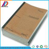 A5 de 30 Diensten van de Druk van het Notitieboekje van de Dekking van het Document van Kraftpapier van het Blad Dunne