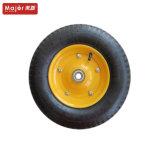 16 Zoll-Laufkatze-Eber-pneumatischer Gummirad-Gummireifen 4.00-8