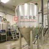 serbatoio di putrefazione della birra 1500L con il sistema di raffreddamento