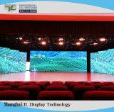 Fase P6 Monitor de vídeo de desempenho display LED para interior
