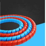 高品質の重い機械のためのプラスチック螺線形の覆いケーブルの袖