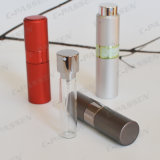 Опорожните атомизатор дух закрутки Refillable алюминиевый стеклянный (PPC-AT-1719)