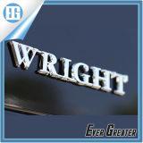車の紋章のアクセサリのステッカーのステッカーの金属のタイプバッジ