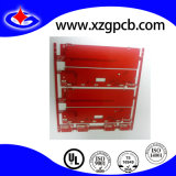 電子ボードのための2つのOzが付いている赤いオイルPCBのボード