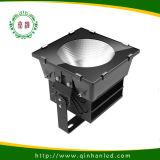 IP65 Deportes LED 500W Reflector al aire libre con 5 años de garantía.