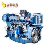 저가를 가진 CCS 승인되는 450HP 330kw Weichai Steyr 디젤 엔진 바다 엔진