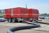Diesel silenciosa bomba de agua para uso de emergencia en el almacén/CBD