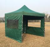 حارّ عمليّة بيع فولاذ محترفة يطوي ظلة يفرقع خيمة فوق [غزبو]