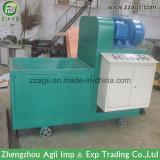 Briqueta que afeita de madera de la venta de la basura caliente de la biomasa que hace la máquina