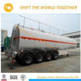ISO 10000ガロンの原油またはオイルまたは燃料のタンカーのセミトレーラー