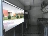Das Beste, das Schnellimbiss-mobilen Küche-Schlussteil verkauft