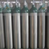 Fabricant du réservoir d'oxygène médical standard en aluminium