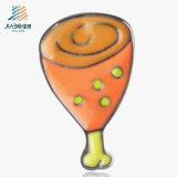 Insignia de encargo 2017 de la divisa del metal del esmalte suave de la fábrica de Jiabo
