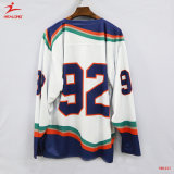 Healong bestellte volle Sublimation-Fertigkeit USA-Eis-HockeyJerseys voraus
