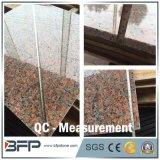Steinmarmor-u. Granit-Fußboden-Fliese/Bodenbelag-Fliese des Baumaterials