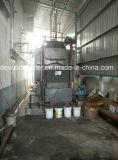 연료 생물 자원 펠릿 또는 석탄 또는 나무 토막 5600kw 온수 보일러