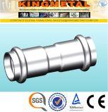 Accoppiamento uguale dei montaggi della pressa dell'acciaio inossidabile F304/316