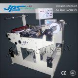 Jps-550fq Huisdier, PC, pp, PE de Snijmachine Rewinder van de Film van pvc