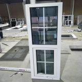 شبكة تصميم ضعف يزجّج أبيض قطاع جانبيّ [أوبفك] شباك نافذة لأنّ مشروع