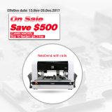 自動SMTの一突きおよび場所機械Neoden4視野システムスマートな送り装置BGA 0201