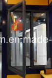 Fenêtre de fenêtre et d'auvent en aluminium et bois