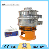 800mm double deck Ultrasonic Vibrating screen Coating Powder Sifter