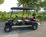 250 Cc Gasoline Powered Golf Hunting Car с 4+2 Seats