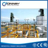 Il prezzo di fabbrica economizzatore d'energia su efficiente di Tfe ha pulito l'evaporatore rotativo industriale usato vuoto rotativo dell'olio per motori