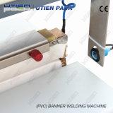 Máquina de soldadura pneumática automática da bandeira da selagem do aquecimento do impulso da série de Fmqp
