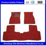 Accesorios de coche doble bobina de PVC color rociado coche Alfombra