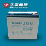 batería de plomo del uso solar de 12V 20ah