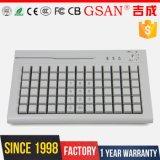 Virtuelle Tastatur-internationales Tastatur-Makro