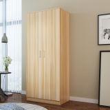 2017年の寝室の家具によってカスタマイズされる木のワードローブ