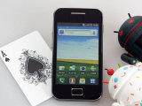 Первоначально приведенный мобильный телефон туза Samsang Galexy (S5830)