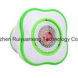 Altavoz flotante impermeable de Bluetooth para el teléfono y el dispositivo Bluetooth (verde)
