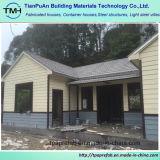 Construction rapide bâtiment préfabriqué avec châssis en acier léger