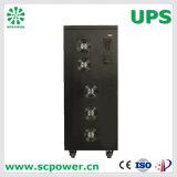 広い入力電圧範囲100VAC~240VACの製造の供給60kVA中国オンラインUPS