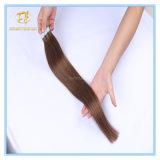 Kundenspezifische Farben-Qualitäts-Doppeltes gezeichnete Band-Haar-Extensions-Haare mit Fabrik-Preis Ex-045