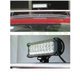 54W LEIDENE van de 9inch Dubbele Rij CREE Lichte Staaf voor SUV