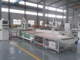 2 스핀들과 9V 드릴링 헤드 CNC 목공 기계