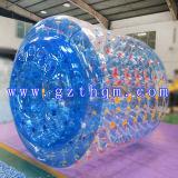 Gonflable en PVC bleu/TPU Boule d'eau/eau balle colorée/Ballon de plage gonflable