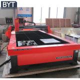 Máquina de estaca hidráulica do metal de folha do cortador do plasma de China