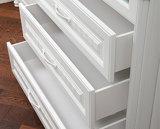 Белизна Oppein самомоднейшая построенная в шкафе лака дверей качания (YG61530)