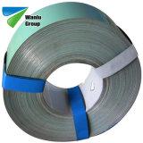 Bobine d'acier prépeint9002 PPGI Wrinklr gaufré de couleur de la bobine de métal Zn