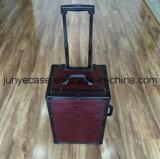 Aluminiumgepäck-Kasten mit Rädern