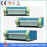Wäscherei-Gerät Flatwork Ironer Maschine/Blatt-Bügelmaschine (doppelte Rollen)