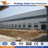 Constructions de bâti de poutres en double T de structure métallique de projet de construction de coût bas